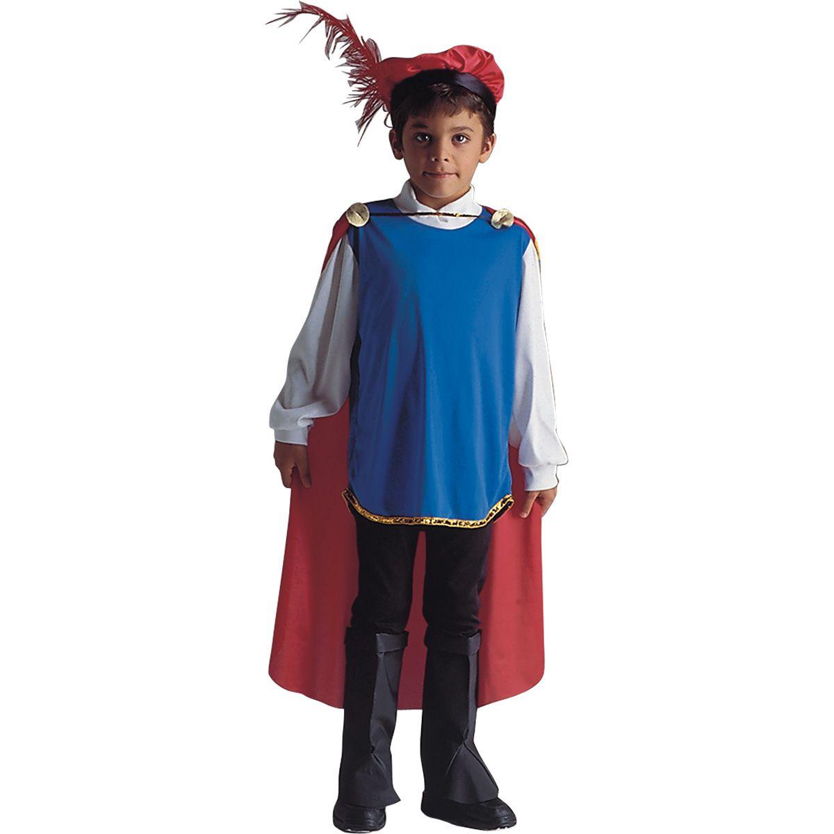 Fantasia Principe Infantil