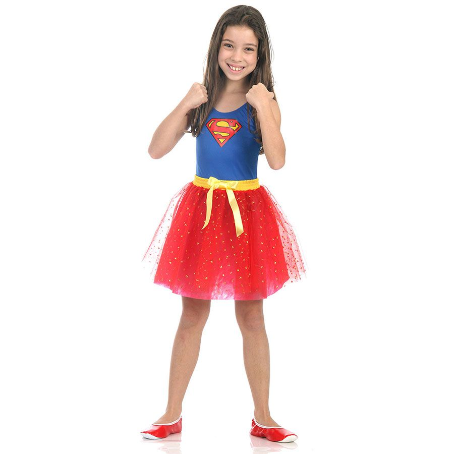 Fantasia Super Mulher  Dress Up