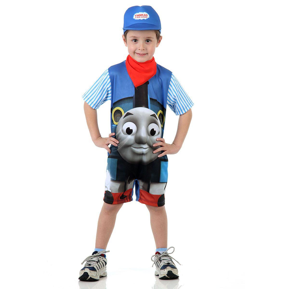 Fantasia Thomas e Seus Amigos Azul