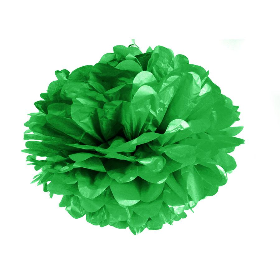Enfeite Bola Flor de Seda - Várias Cores