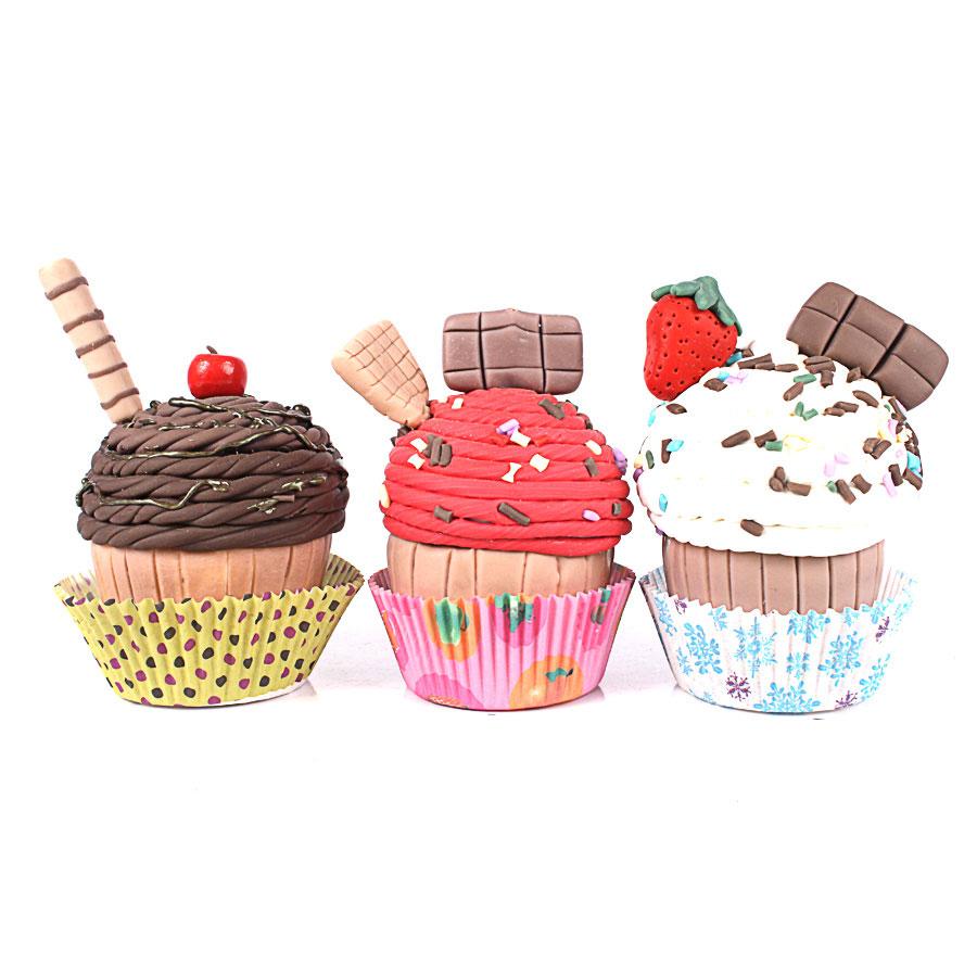 Forminha Para Cupcake Nº0B C/20Un Modelos Sortidos
