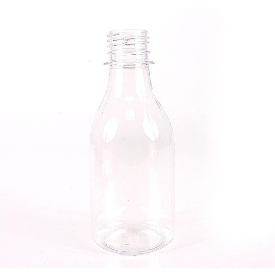 Garrafa De Plástico Para Personalizar 220Ml