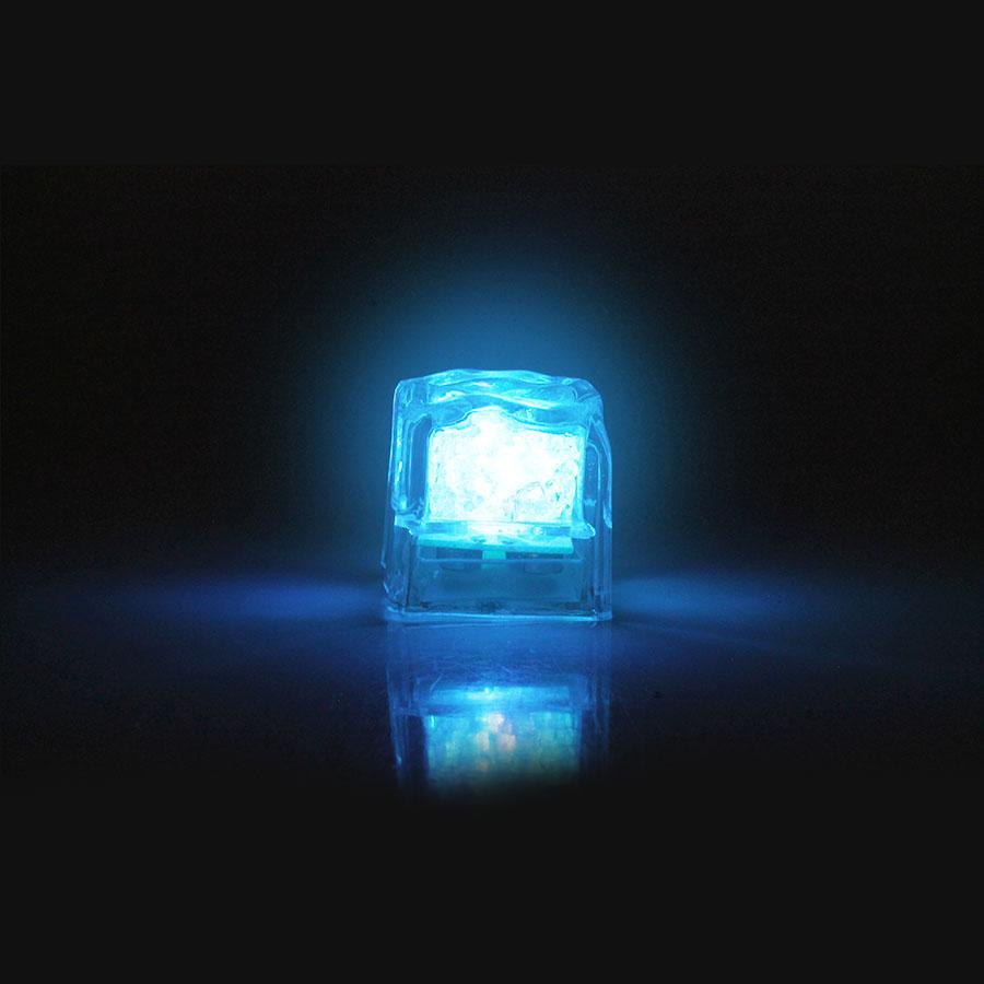 Gelo Pisca Colorido 50 Unidades