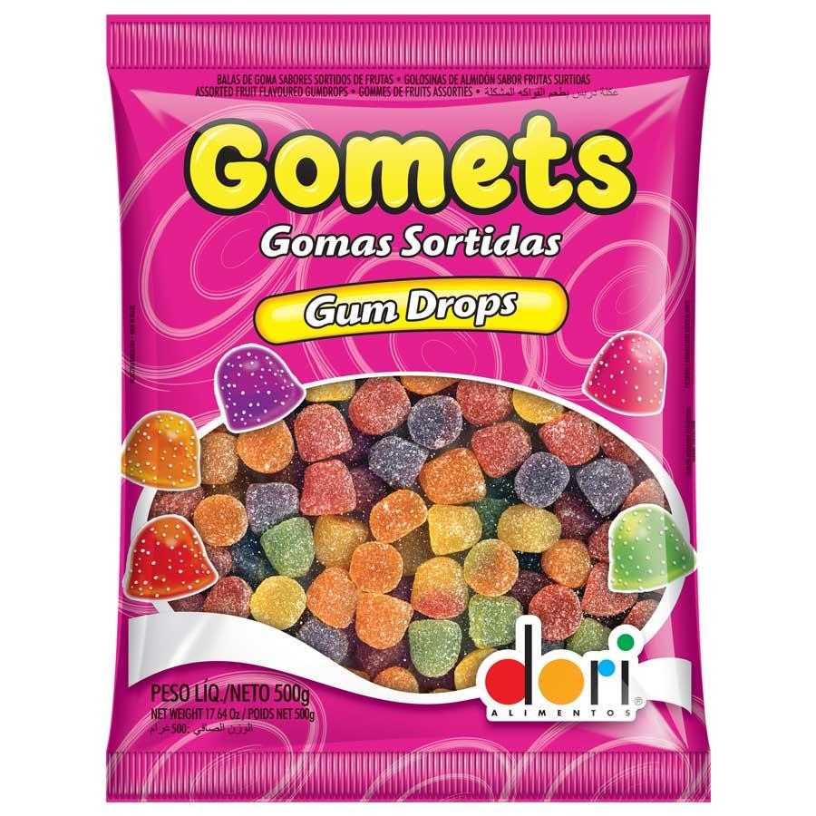 e235edee0 Goma Gomets Gum Drops Dori 500g - Aluá Festas