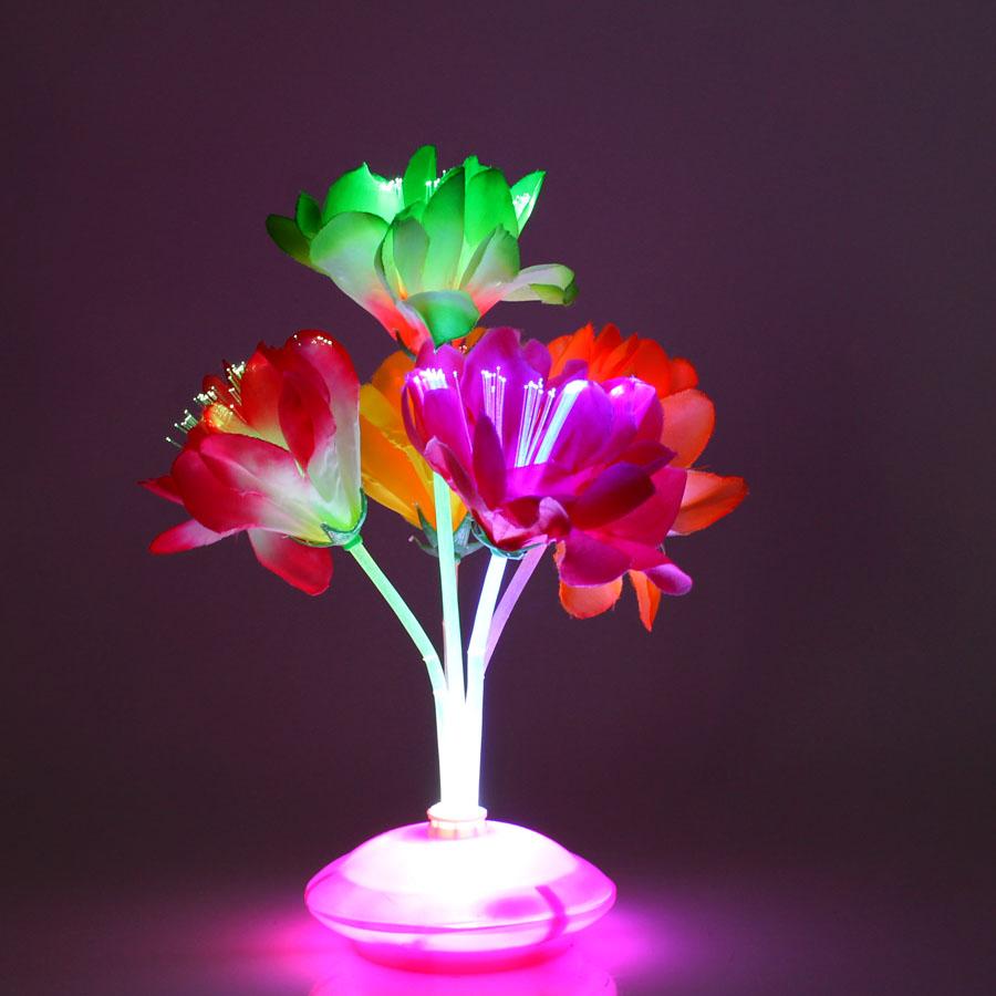 Kit 20 Abajoures Enfeites De Mesa Flor Coloridos