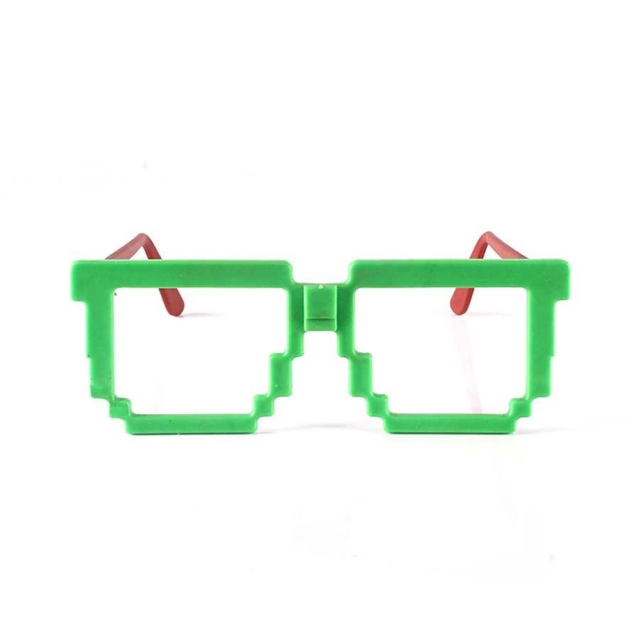 03df7e0e3 Kit 20 Óculos Minecraft - Aluá Festas