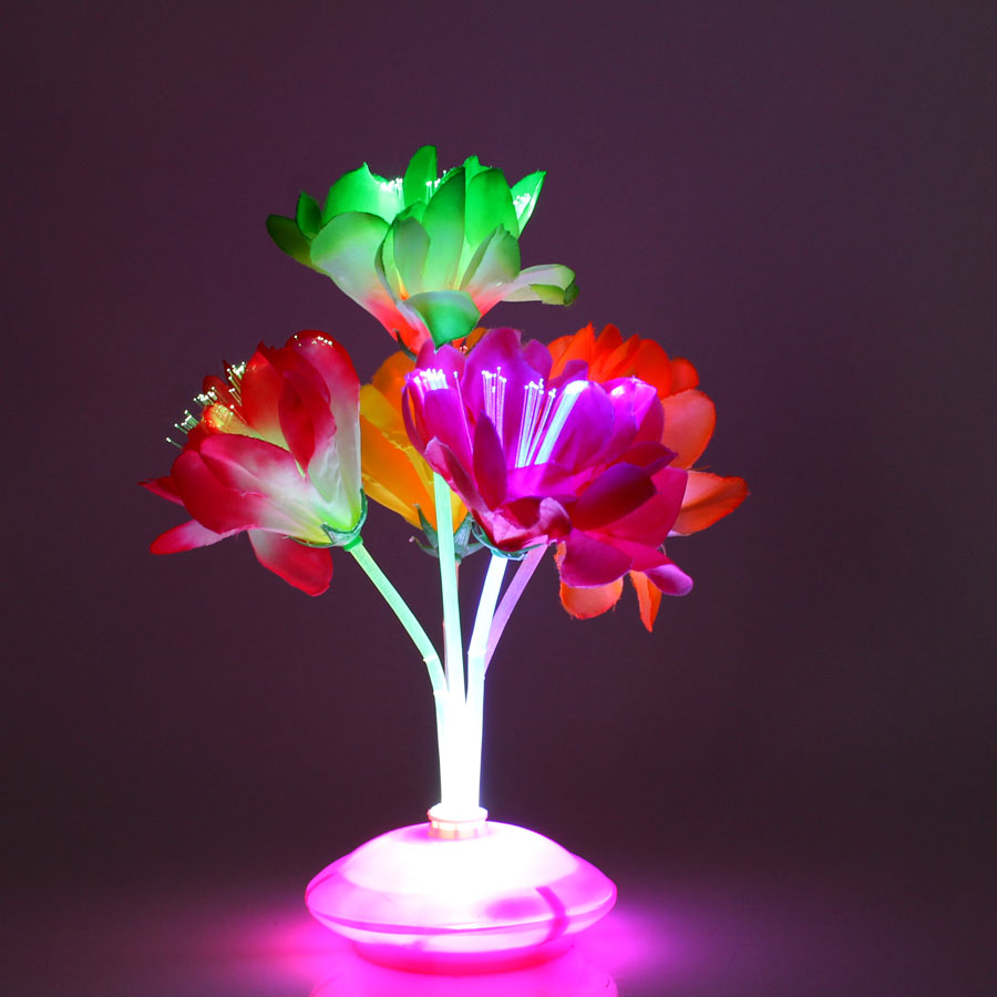Kit 30 Abajoures Enfeites De Mesa Flor Coloridos