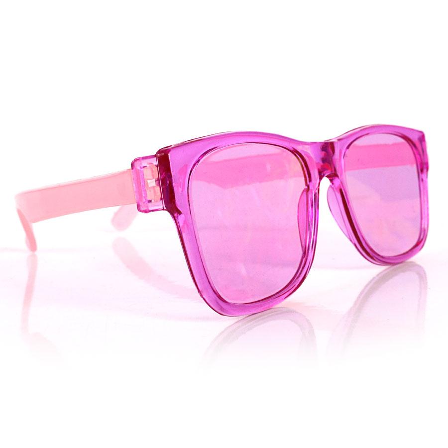 5881e333d Kit Atacado 30 Óculos + 20 Tiaras + 100 Pulseiras Neon - Aluá Festas