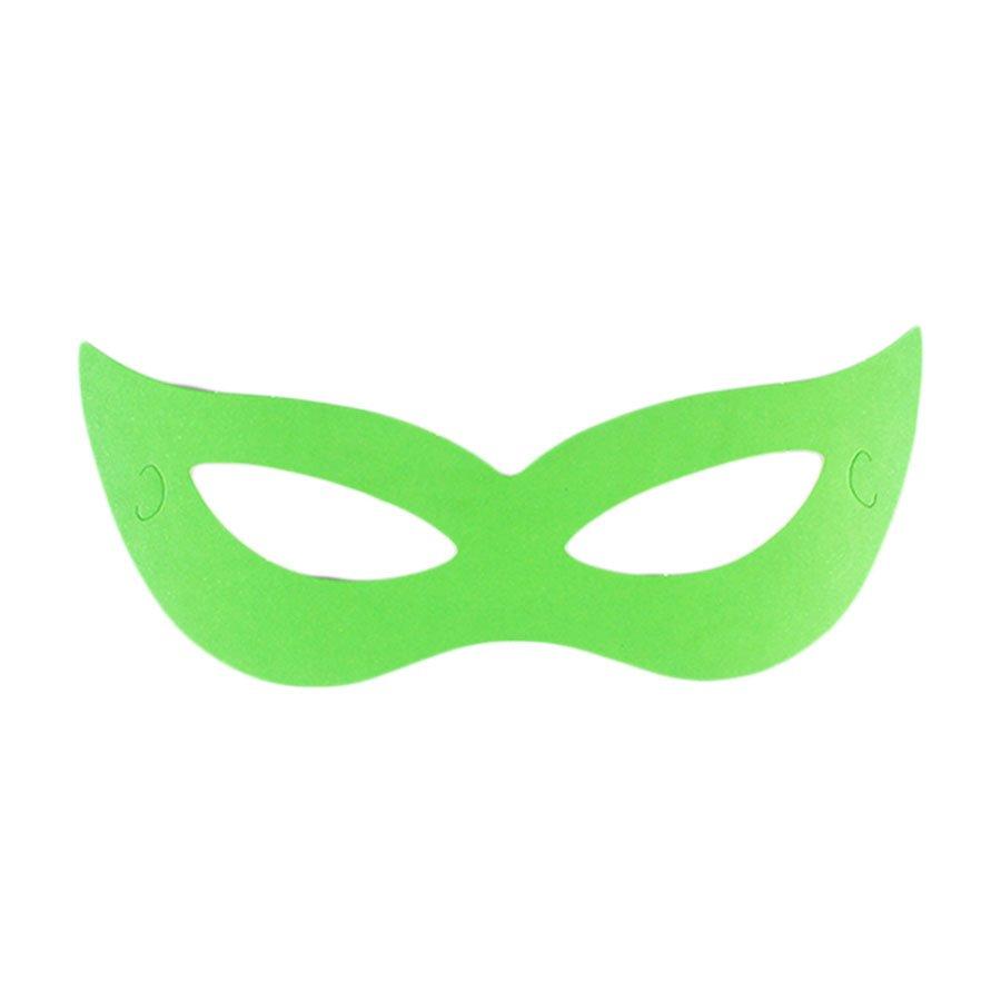Kit Com 200 Máscaras Holográficas Gatinha