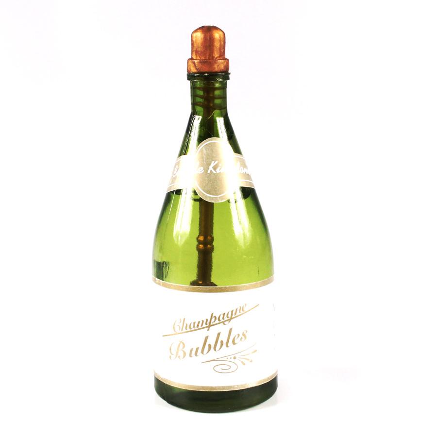 Kit Com 24 Bolhas De Sabão Champagne Festa Casamento