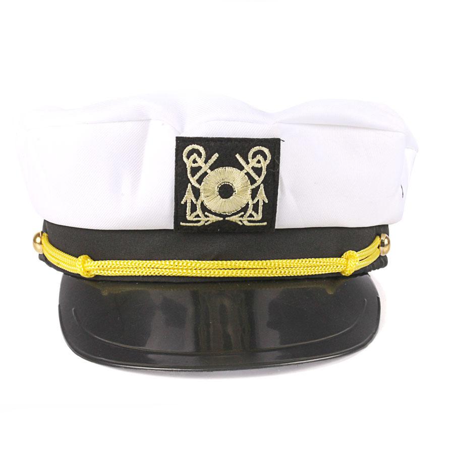 Kit Com 5 Quepes Marinheiro Capitão Marinha Marujo Fantasia