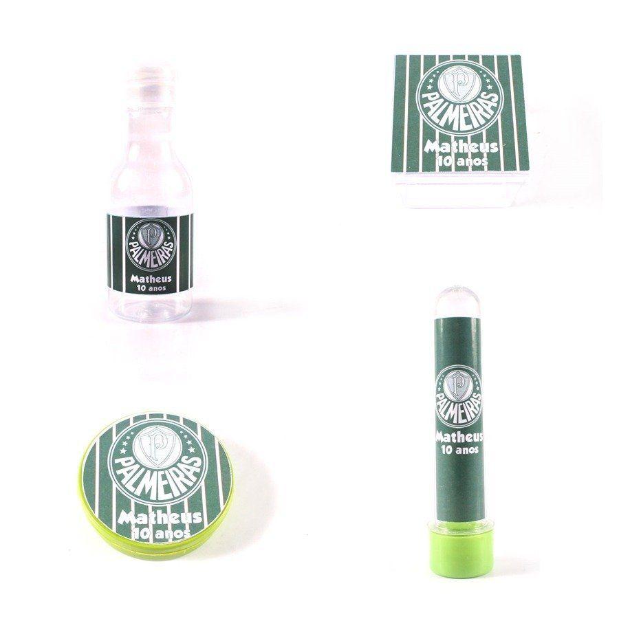 Kit Com 80 Lembrancinhas Personalizadas Palmeiras