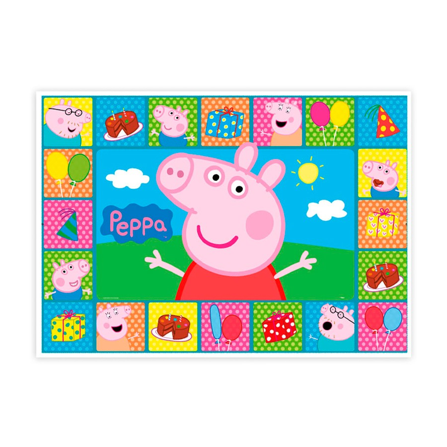 Kit Decorativo Peppa
