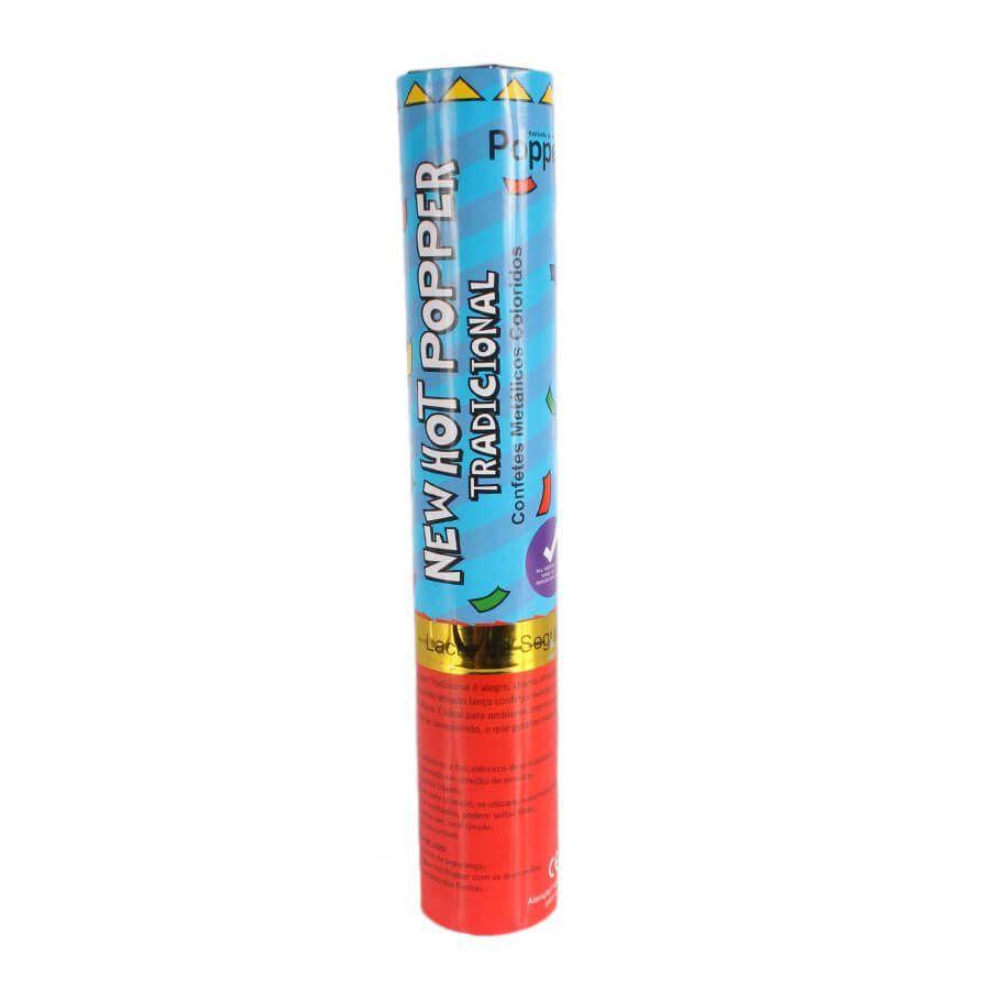 Lança Confete Colors Popper 30Cm
