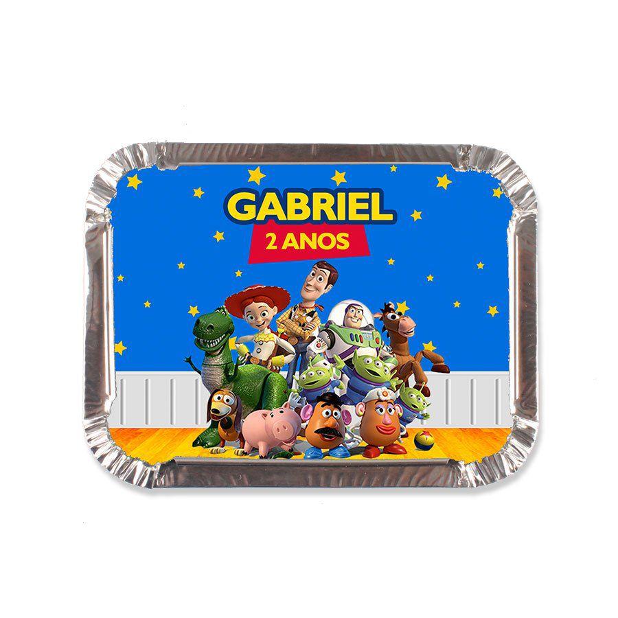 Lembrancinha Marmitinha Personalizada Toy Story - Aluá Festas 6cee5c41710e6