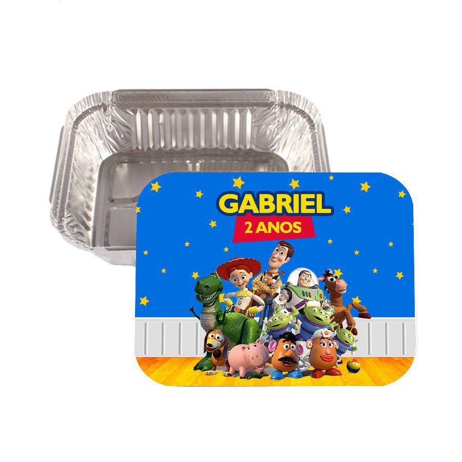 Lembrancinha Marmitinha Personalizada Toy Story