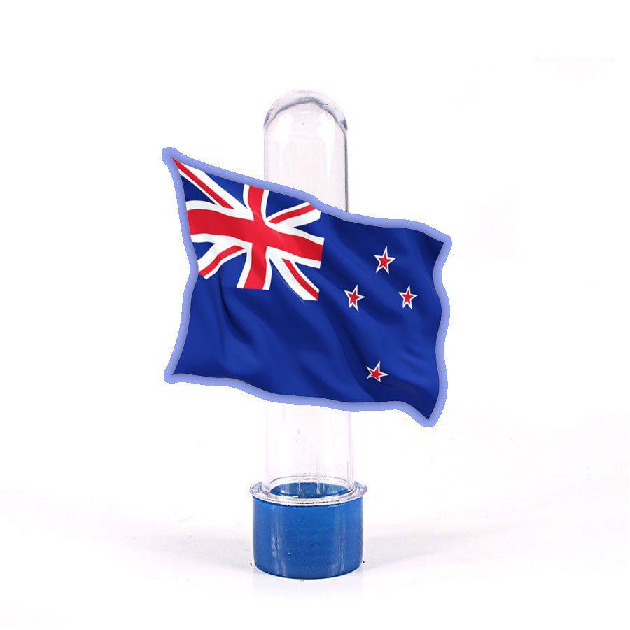 Tubete 3D Bandeira da Austrália para Lembrancinha