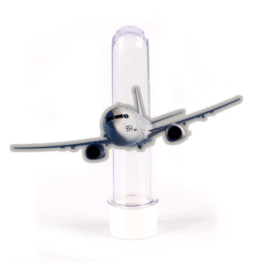 Lembrancinha Tubete Personagem Aviões Boeing 737