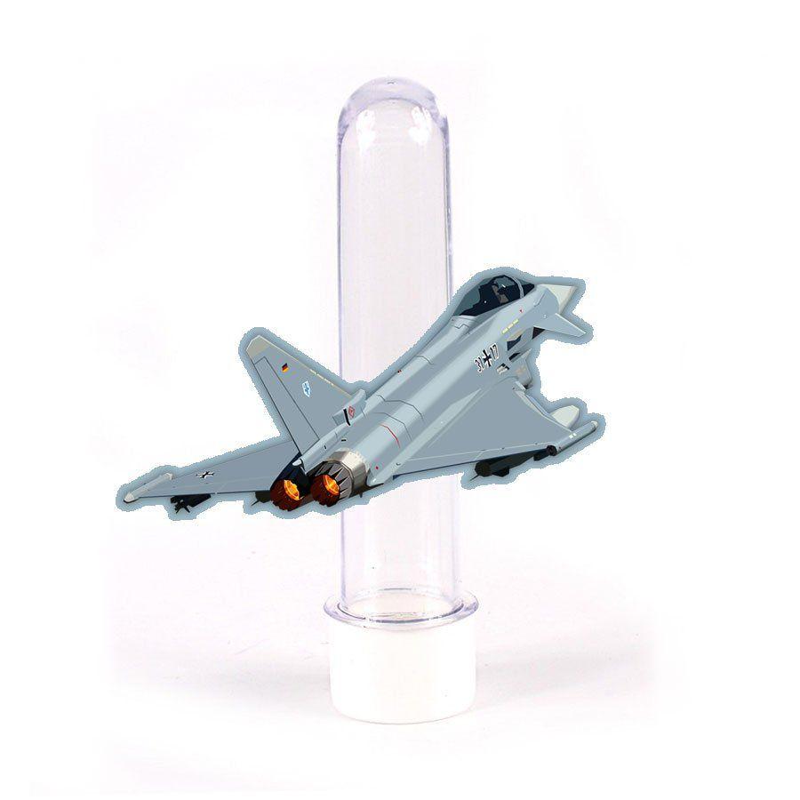 Tubete 3D Avião Caça para Lembrancinha