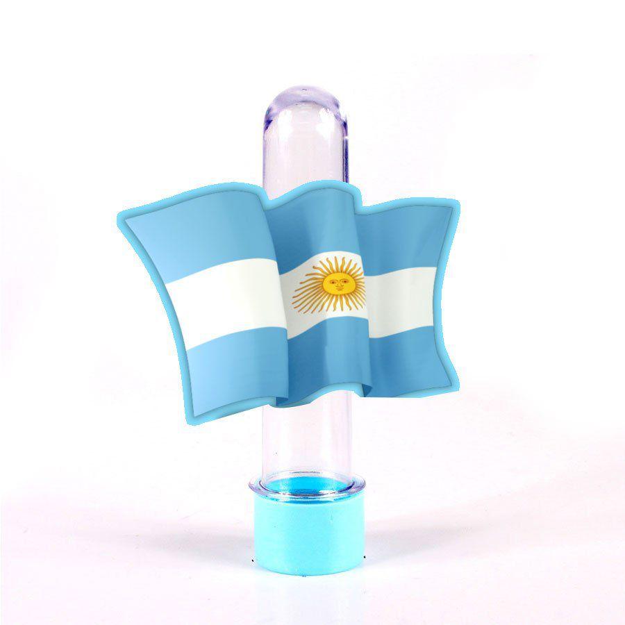 Lembrancinha Tubete Bandeira da Argentina