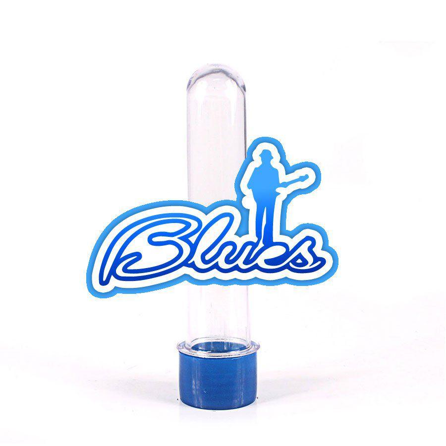 Lembrancinha Tubete Blues Logo