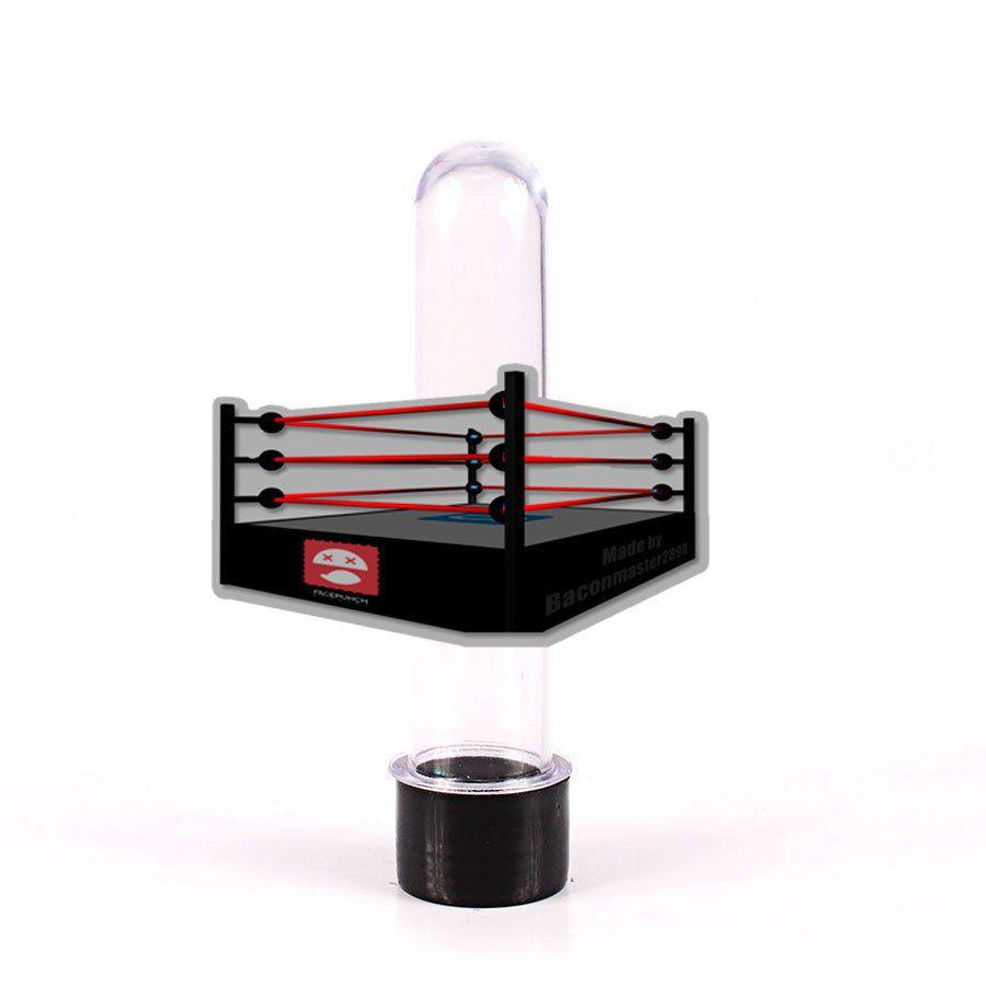 Lembrancinha Tubete Boxe Ringue