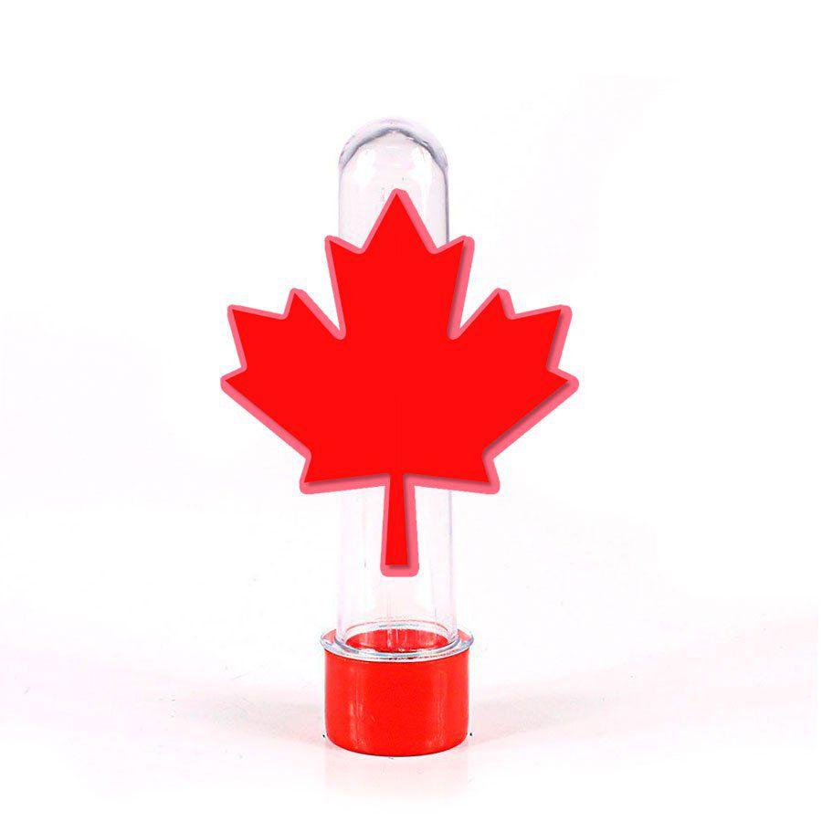 Lembrancinha Tubete Canadá Folha de Quebéc