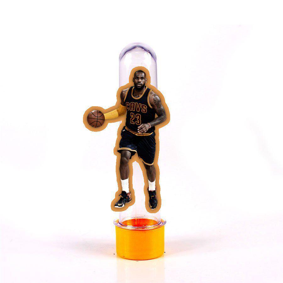 Lembrancinha Tubete Personagem Basquete LeBron James
