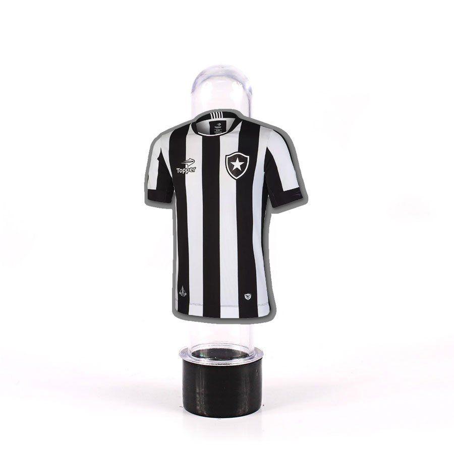 f320bf6a1d Lembrancinha Tubete Personagem Botafogo Camisa - Aluá Festas