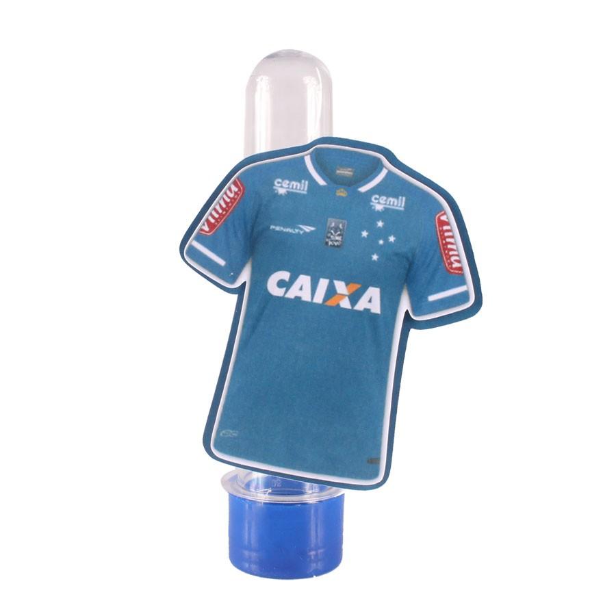 Lembrancinha Tubete Personagem Camisa Uniforme Cruzeiro - Aluá Festas 887aadc6fa564
