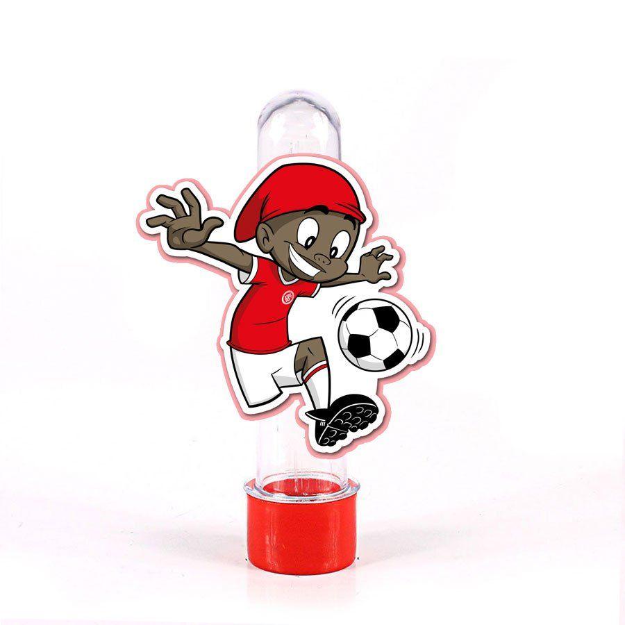 Lembrancinha Tubete Personagem Internacional Mascote