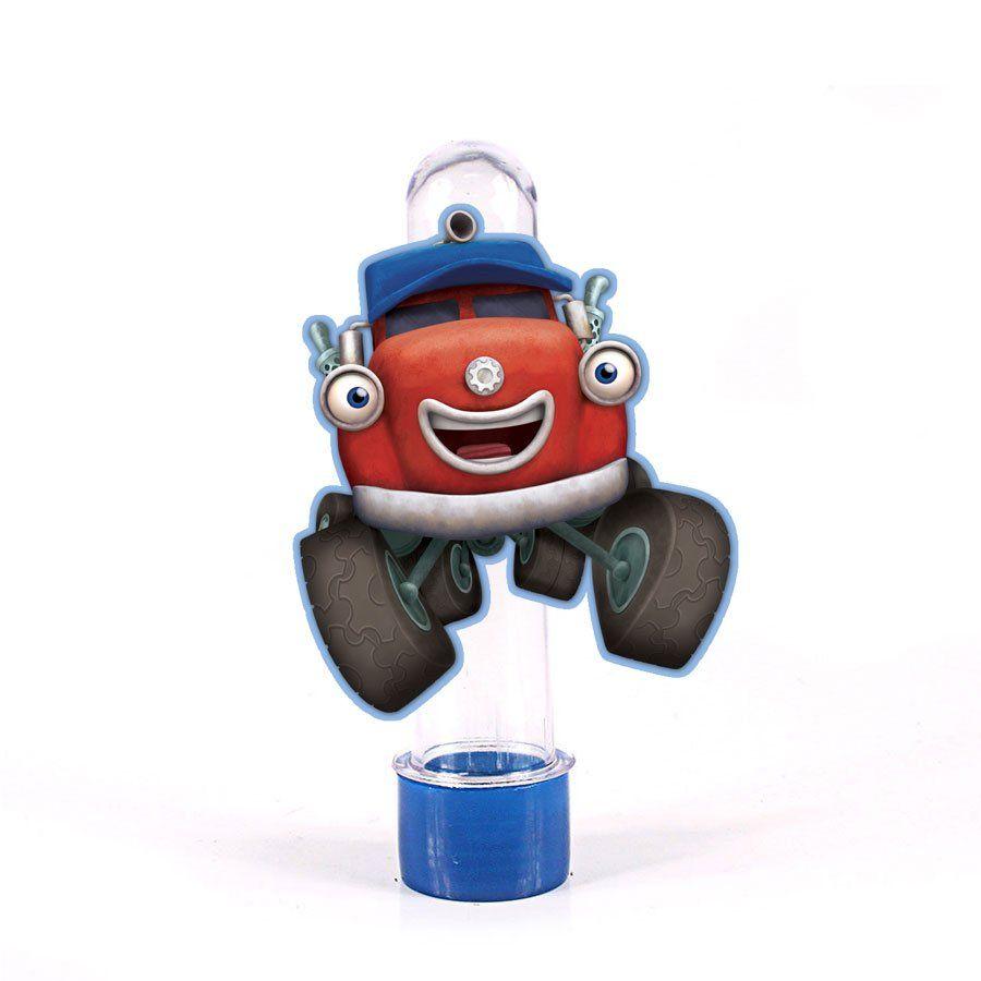 Lembrancinha Tubete Personagem Jack Truck Town