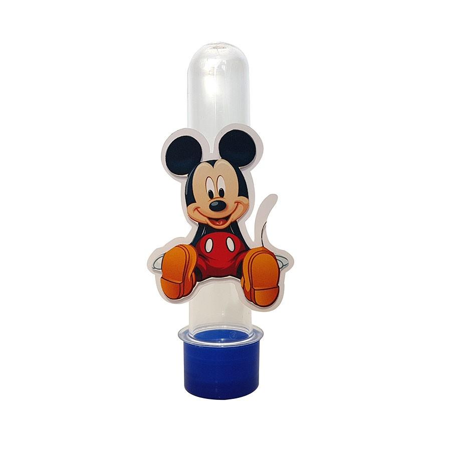 Lembrancinha Tubete Personagem Mickey