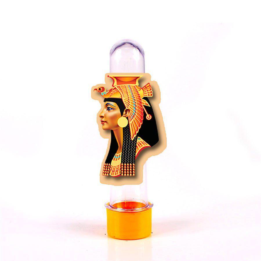 Lembrancinha Tubete Personagem Rainha Cleópatra