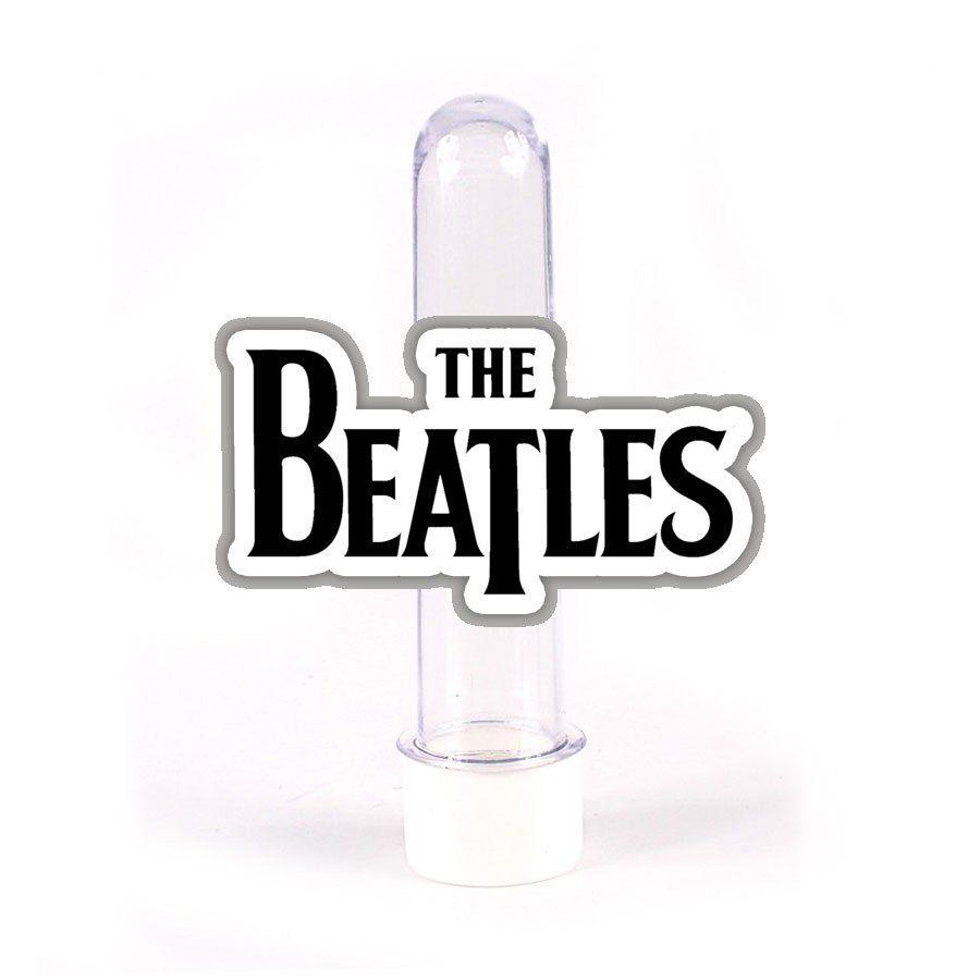 Lembrancinha Tubete Personagem The Beatles Logo