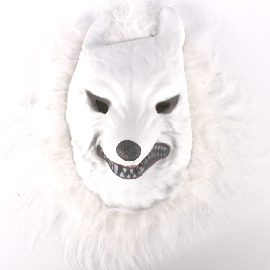 Máscara Bichos Lobo