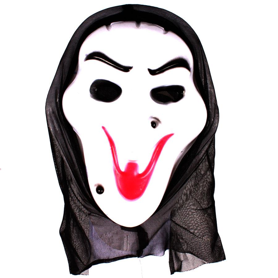 Máscara Bruxa do Terror para Fantasia - Unidade