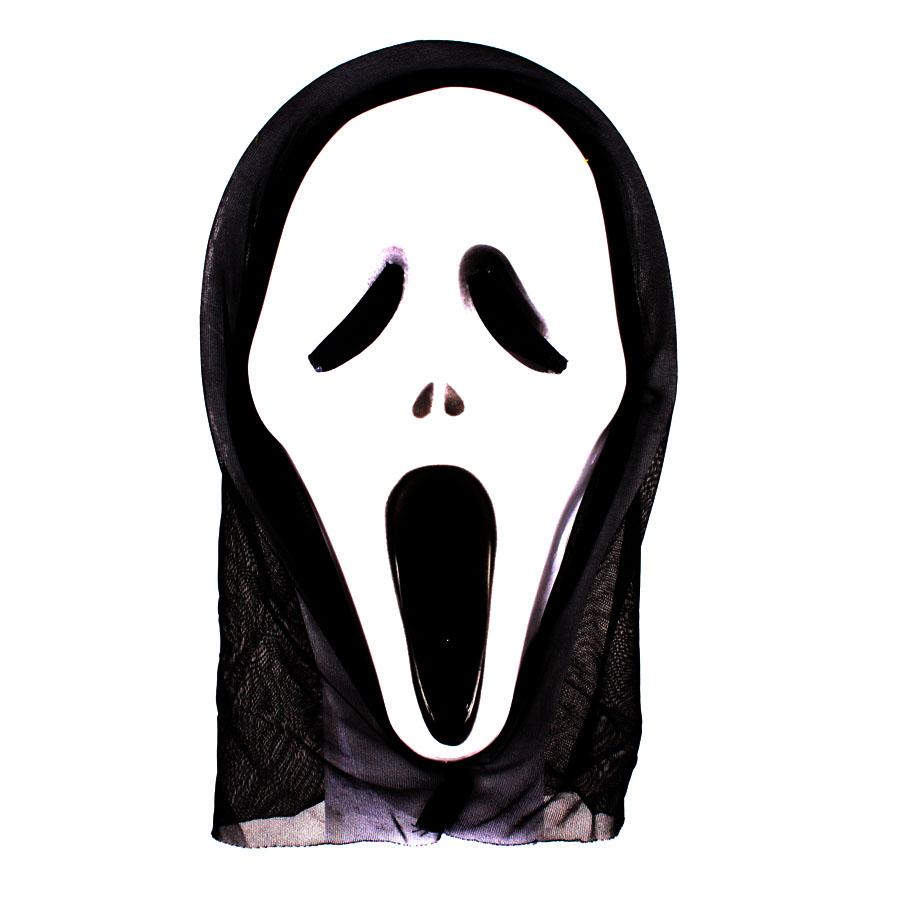 Máscara Pânico para Fantasia - Unidade