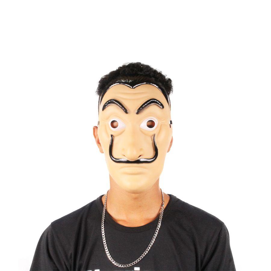 Máscara Salvador Dali - La Casa de Papel