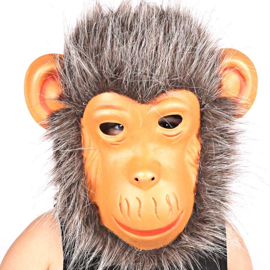 Máscara Bichos Macaco