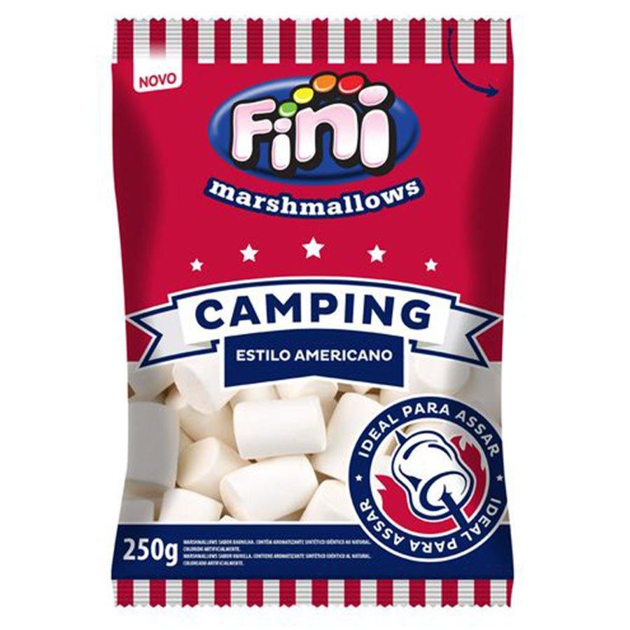 Mashmallow Camping para Assar 250g Fini