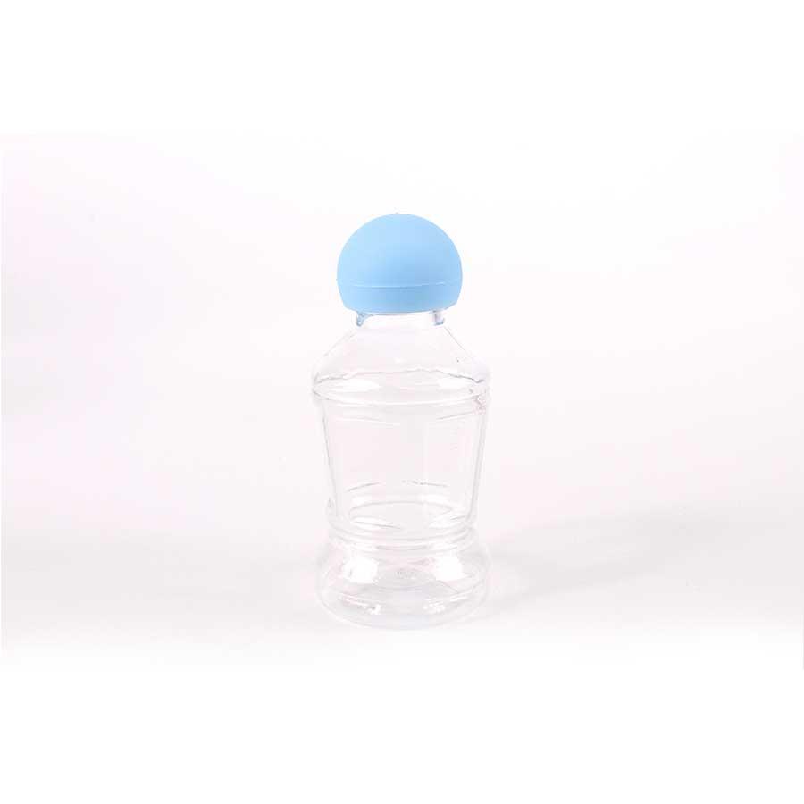 Mini Frasco Tampa Azul