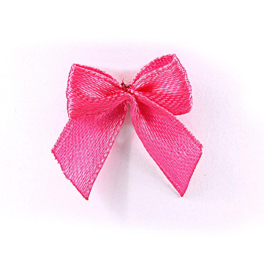 Mini Laço Gordinho Pink