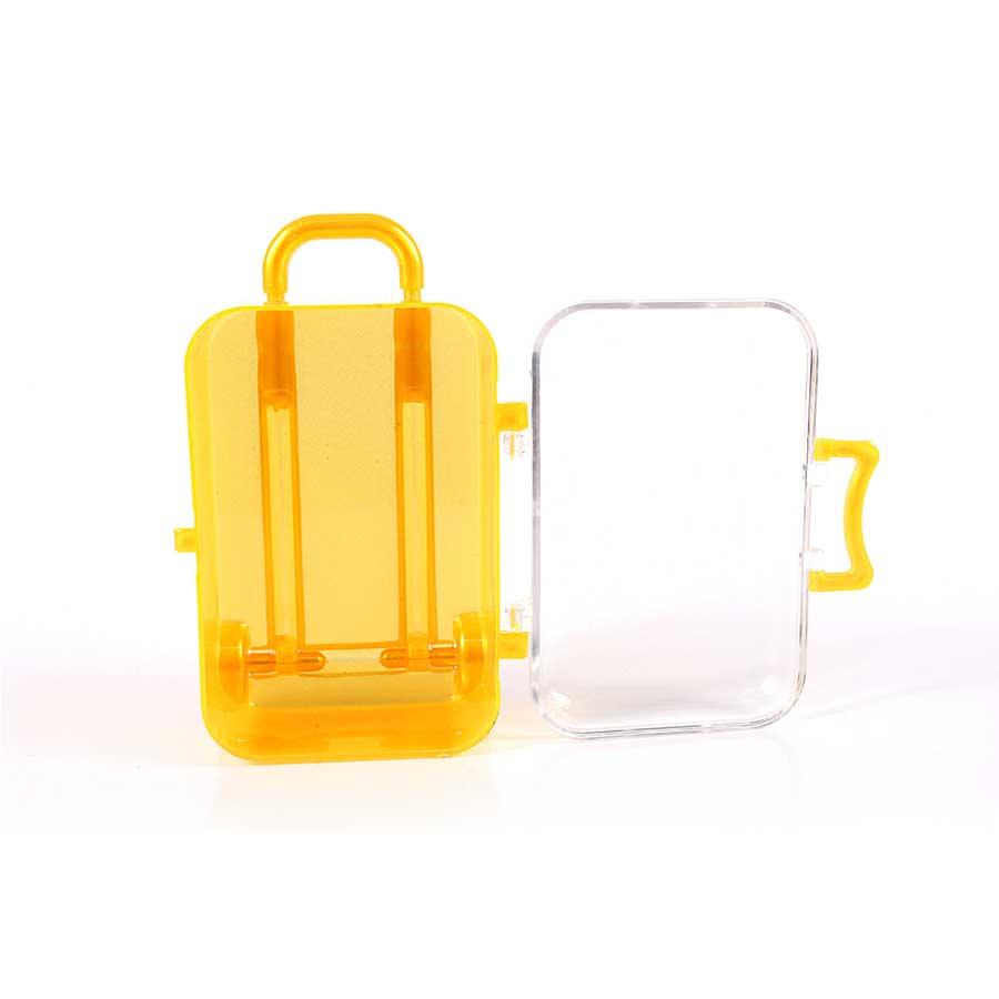 Mini Maleta Amarela