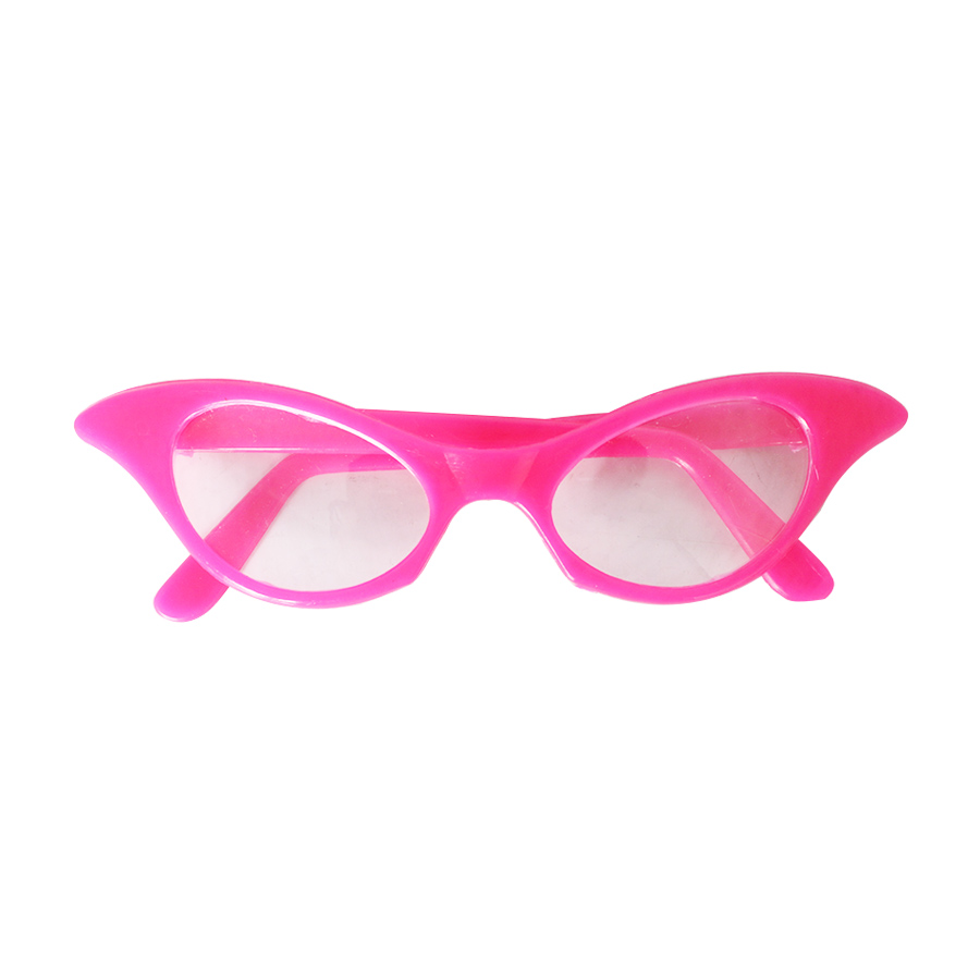925c95c9a Óculos Anos 60 com Lente - Aluá Festas