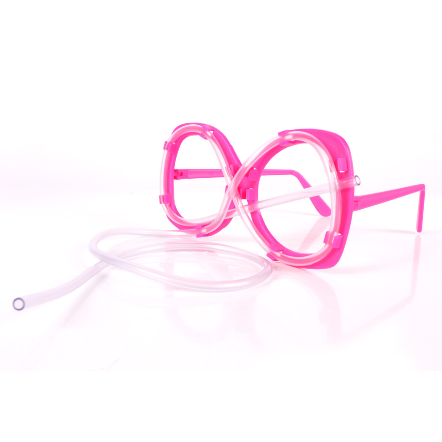 Óculos Canudo - Cores Sortidas