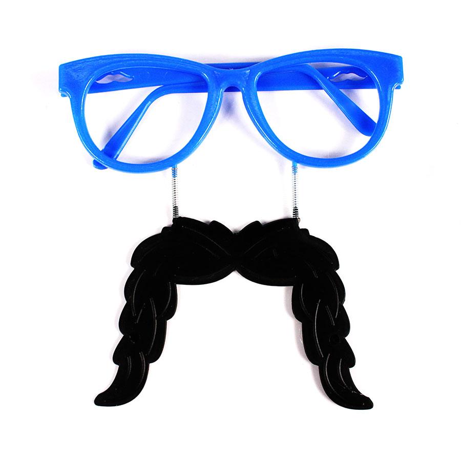 Óculos Com Bigode 6un