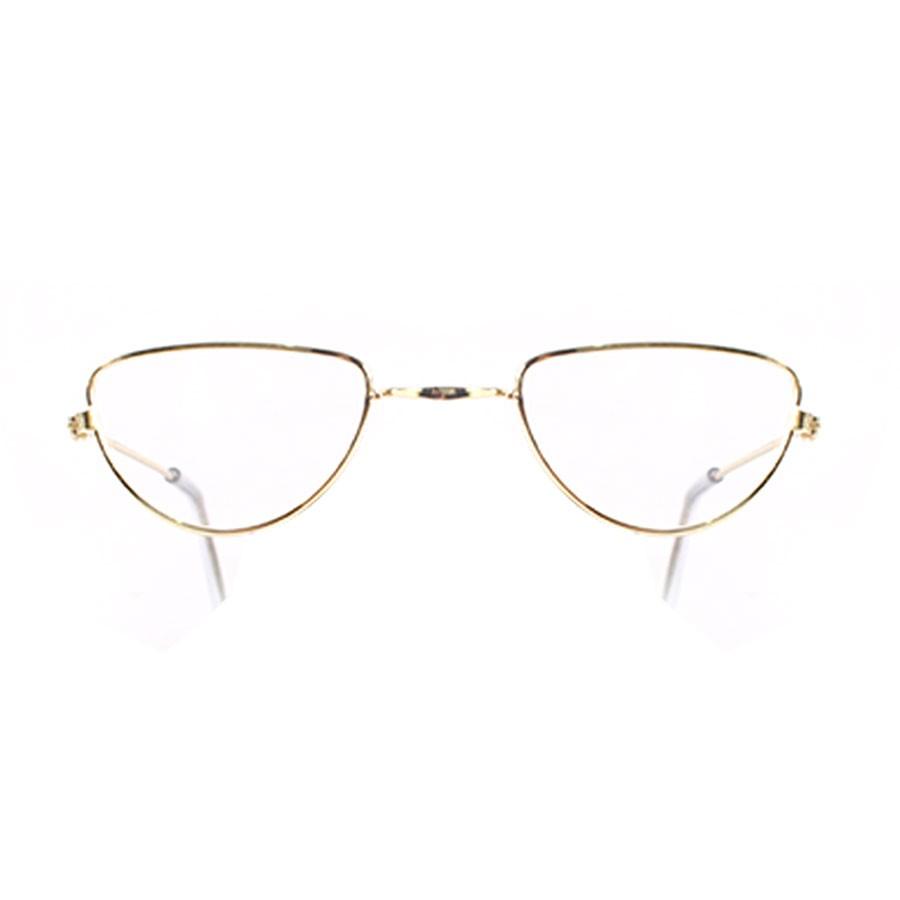 Óculos de Papai Noel com lente