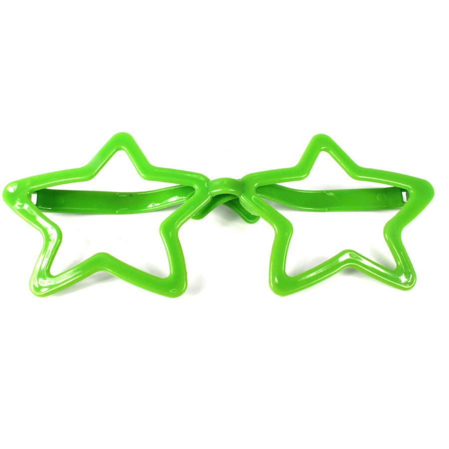 Óculos Gigante Estrela Sem Lente - Cores Sortidas
