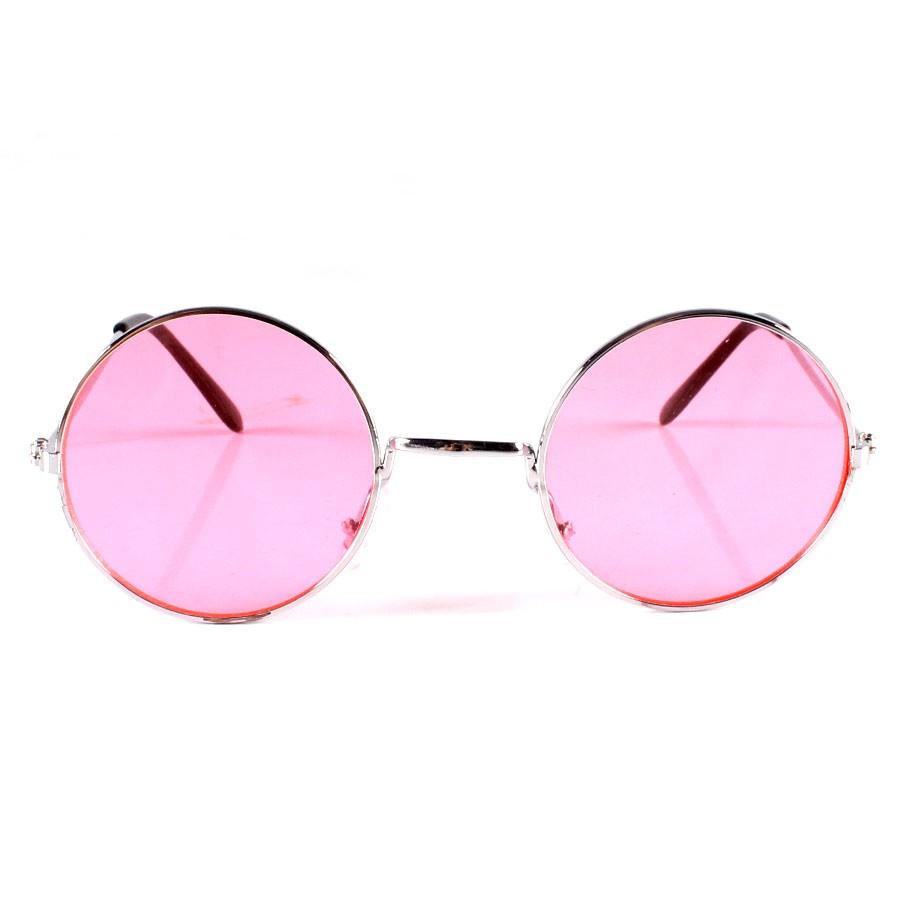 Óculos John Lennon Luxo - Cores Sortidas - Aluá Festas a305124b34
